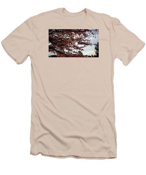 Blister  Men's T-Shirt (Slim Fit) by Jana E Provenzano