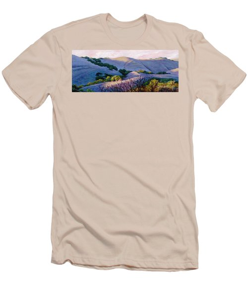 Blue Hills Men's T-Shirt (Athletic Fit)