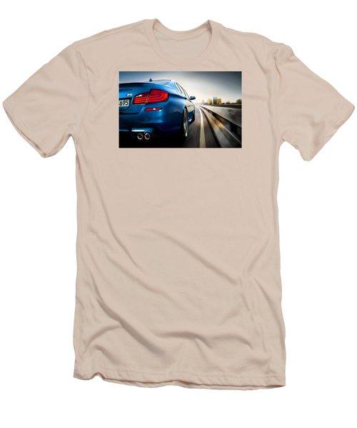 BMW Men's T-Shirt (Slim Fit) by Lanjee Chee