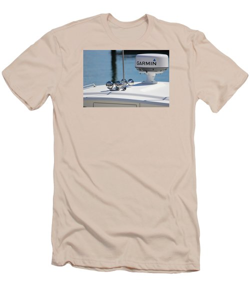 Boat Business Men's T-Shirt (Slim Fit) by Jewels Blake Hamrick