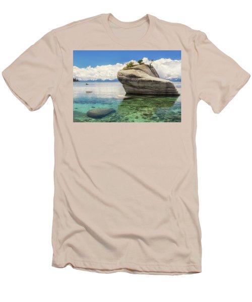 Bonsai Rock Men's T-Shirt (Athletic Fit)