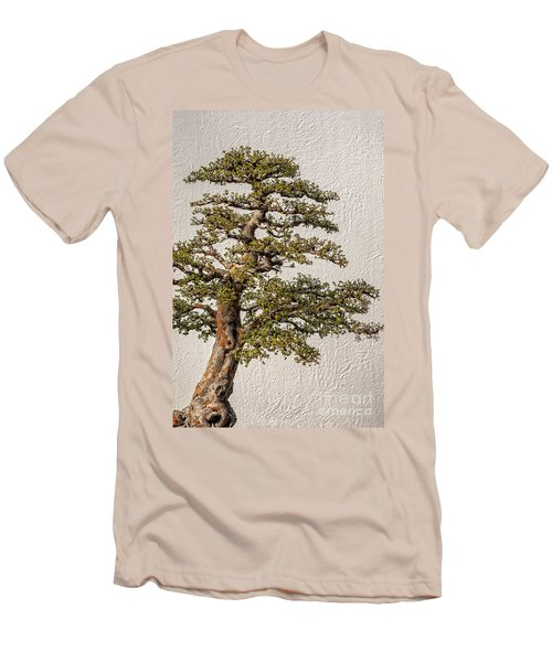 Bonsai Tree Men's T-Shirt (Athletic Fit)