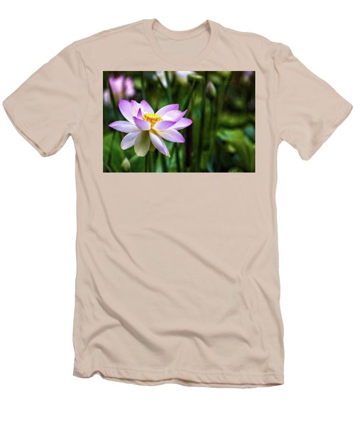 Men's T-Shirt (Slim Fit) featuring the photograph Born Of The Water by Edward Kreis