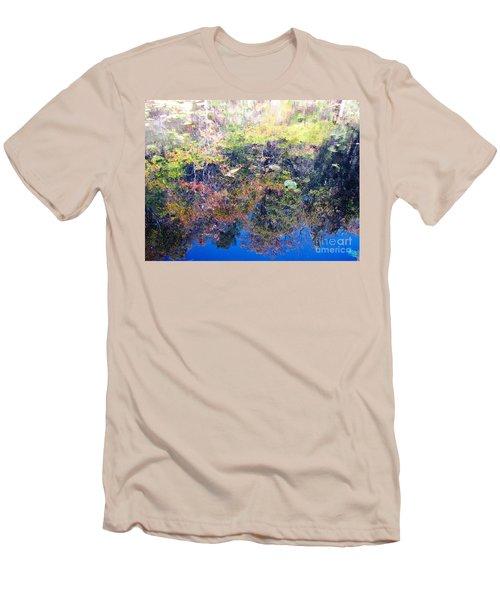 Bottoms Up Sunlight Men's T-Shirt (Slim Fit) by Melissa Stoudt