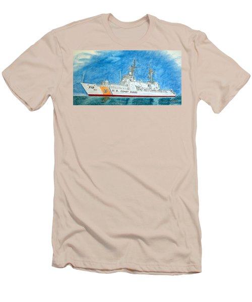 Boutwell-u.s.coast Guard 719 Men's T-Shirt (Athletic Fit)
