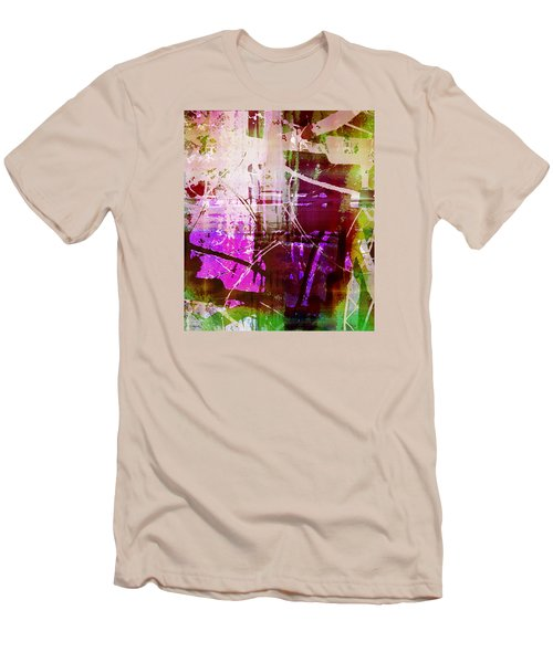 Men's T-Shirt (Slim Fit) featuring the photograph Branching Out by Shawna Rowe