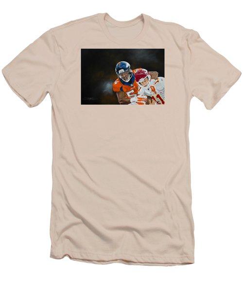 Brandon Marshall Men's T-Shirt (Athletic Fit)
