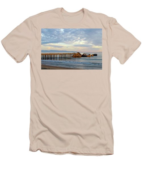 Broken Boat, Ss Palo Alto Men's T-Shirt (Athletic Fit)