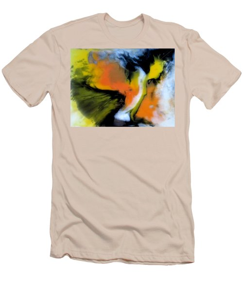 Butterfly Wings Men's T-Shirt (Slim Fit) by Mary Kay Holladay
