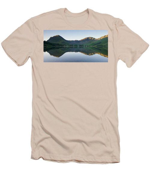 Buttermere Reflections Men's T-Shirt (Athletic Fit)