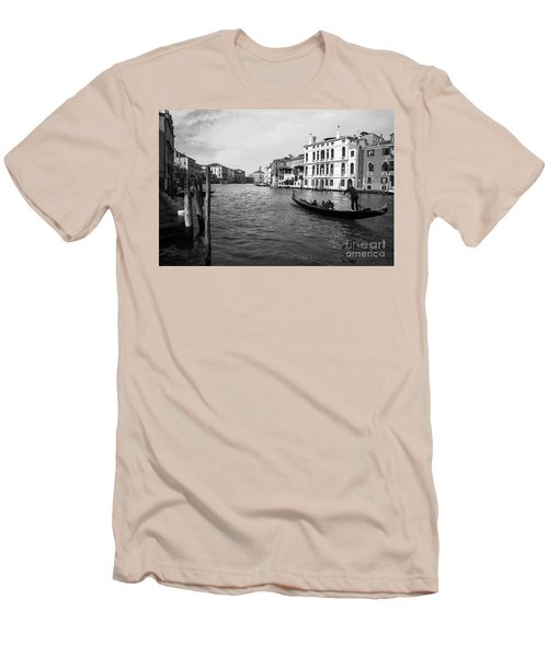 Bw Venice Men's T-Shirt (Slim Fit) by Yuri Santin