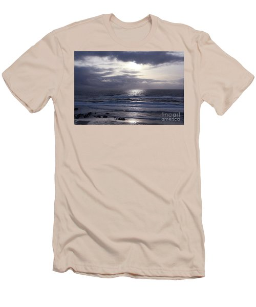 By The Silvery Light Men's T-Shirt (Athletic Fit)