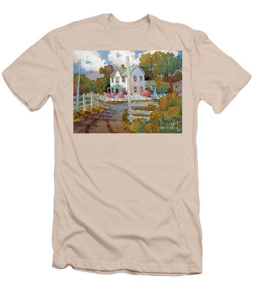 Cambria Farm Men's T-Shirt (Athletic Fit)