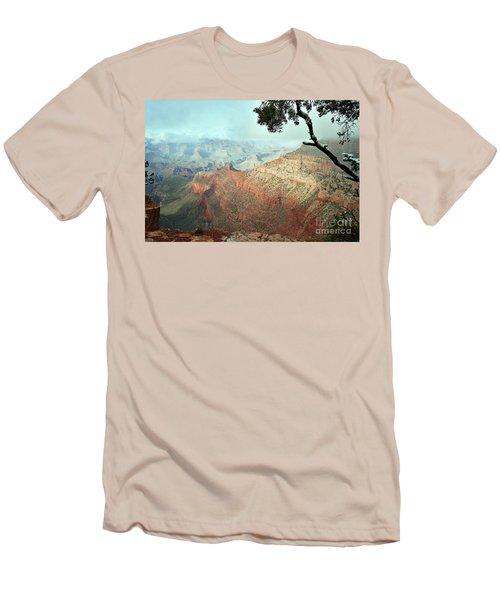 Canyon Captivation Men's T-Shirt (Athletic Fit)