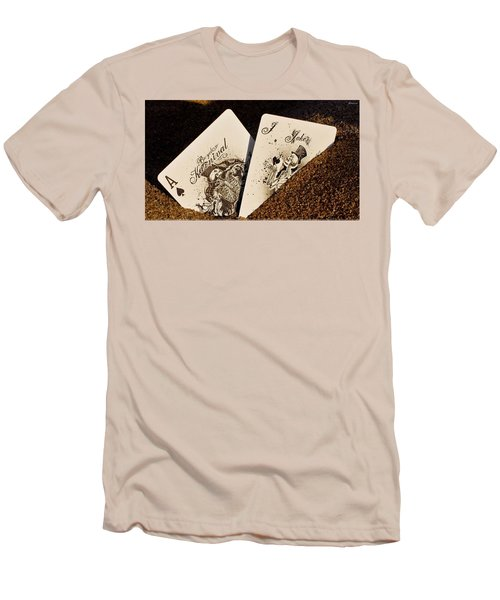 Card Men's T-Shirt (Athletic Fit)