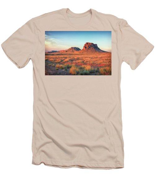 Castle Butte Men's T-Shirt (Athletic Fit)