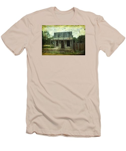 Men's T-Shirt (Slim Fit) featuring the photograph Central London - No.1127 by Joe Finney