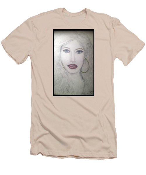 Christina Aguilera Men's T-Shirt (Athletic Fit)