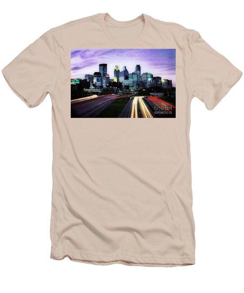 City Moves Men's T-Shirt (Athletic Fit)