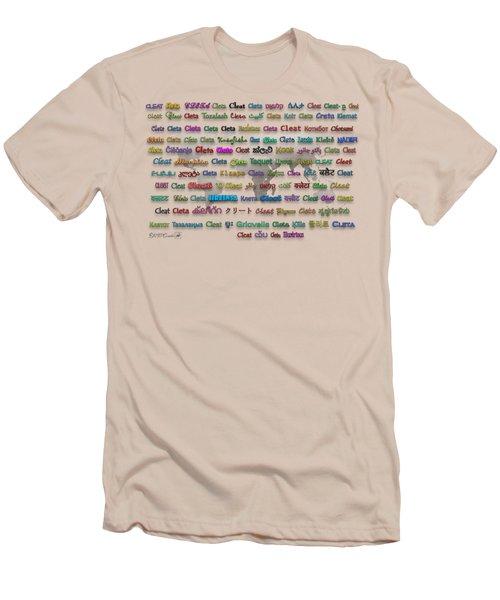 Cleta Men's T-Shirt (Athletic Fit)