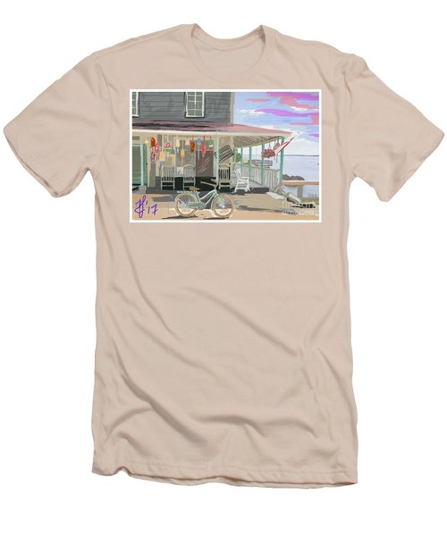 Cliff Island Store 2017 Men's T-Shirt (Athletic Fit)