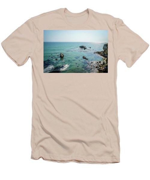 Cliffs Men's T-Shirt (Athletic Fit)