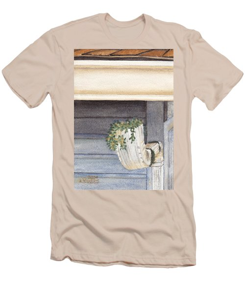 Climbing Out Of The Gutter Men's T-Shirt (Athletic Fit)