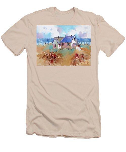 Coastal Charm Men's T-Shirt (Athletic Fit)