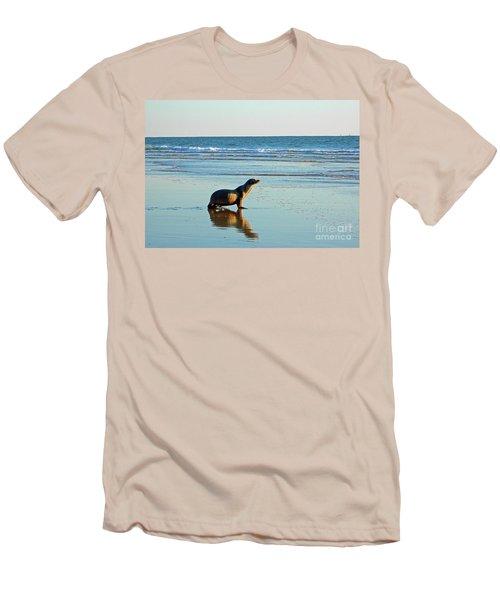 Coastal Friends Men's T-Shirt (Athletic Fit)