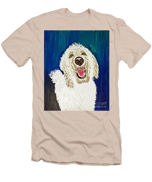 Coco  Men's T-Shirt (Slim Fit) by Ania M Milo
