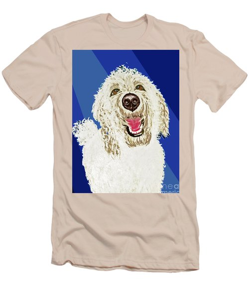 Coco Digitized Men's T-Shirt (Slim Fit) by Ania M Milo