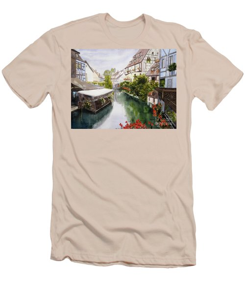 Colmar Canal Men's T-Shirt (Athletic Fit)