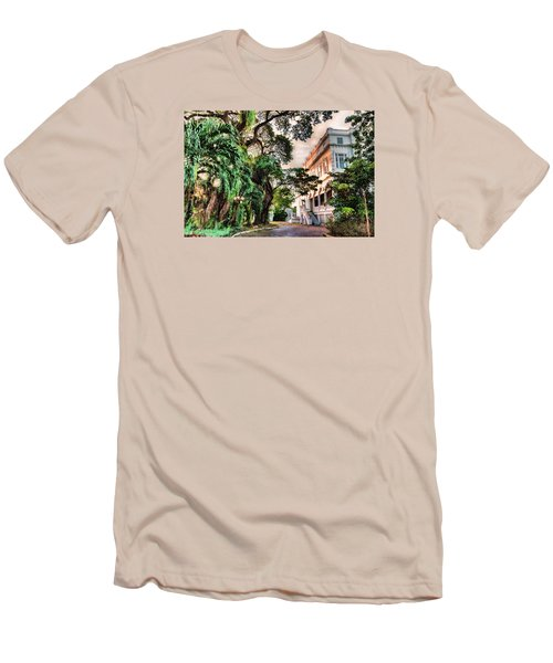 Concrete Jungle Men's T-Shirt (Athletic Fit)