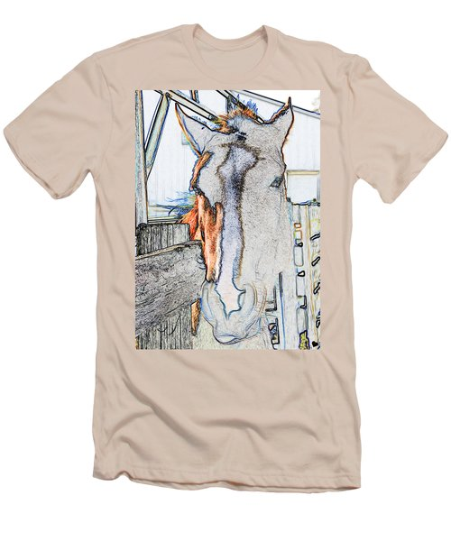 Connections To Childhood Men's T-Shirt (Athletic Fit)