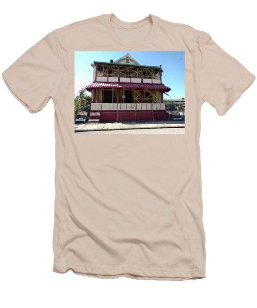 Construct Men's T-Shirt (Slim Fit) by Steve Sperry