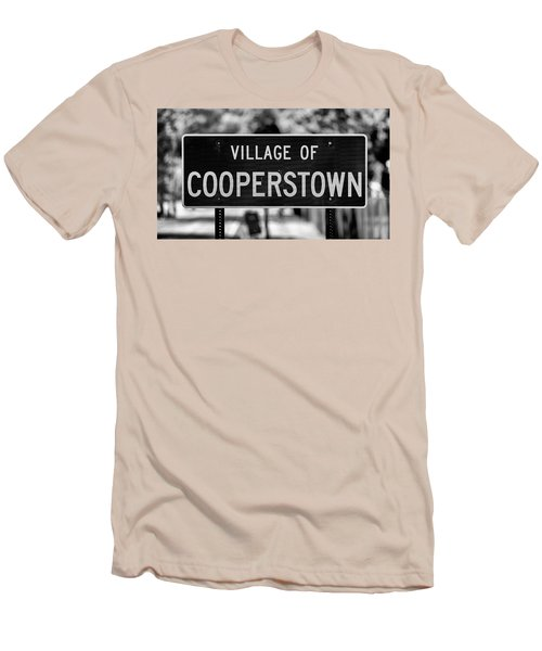 Cooperstown Men's T-Shirt (Athletic Fit)