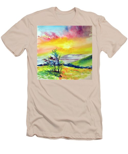 Creation Sings Men's T-Shirt (Athletic Fit)