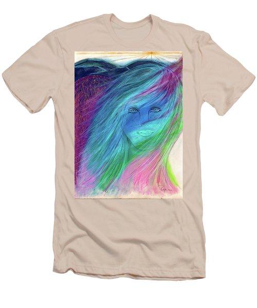 Cyndi 5th Dimension Men's T-Shirt (Athletic Fit)