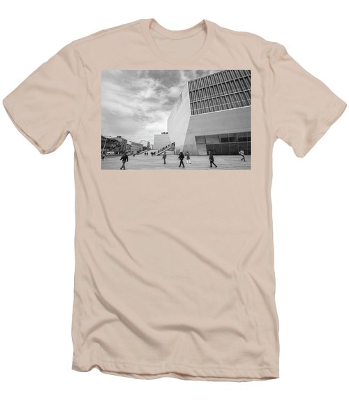 Daily Life Men's T-Shirt (Athletic Fit)