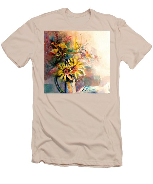 Daisy Day Men's T-Shirt (Slim Fit)