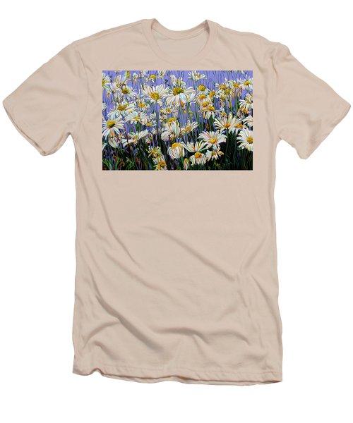 Daisy Spirit Sundance Men's T-Shirt (Athletic Fit)