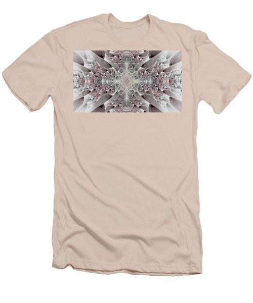 Damask Men's T-Shirt (Athletic Fit)