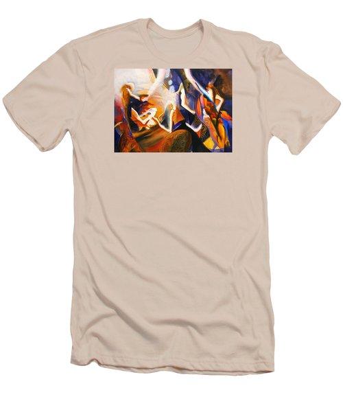 Dance Of The Druids Men's T-Shirt (Athletic Fit)
