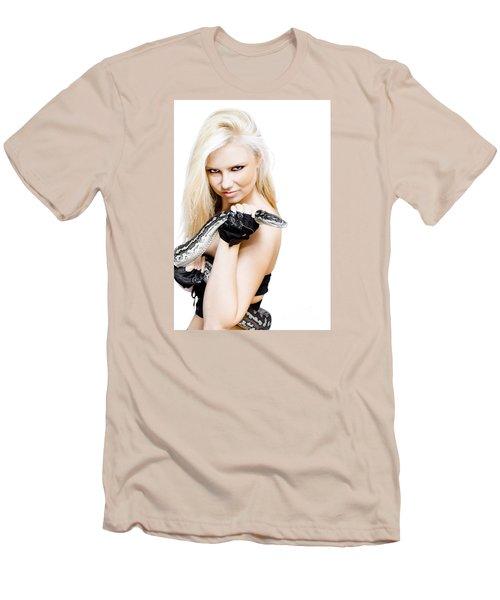 Dangerous Woman Men's T-Shirt (Athletic Fit)