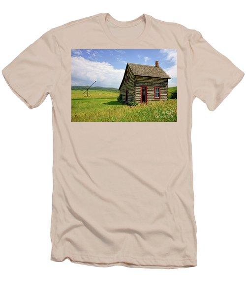 Denmark Jensen Home Men's T-Shirt (Athletic Fit)