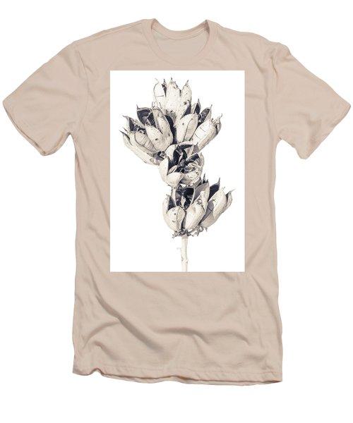 Desert Flower Men's T-Shirt (Slim Fit) by Racheal Christian