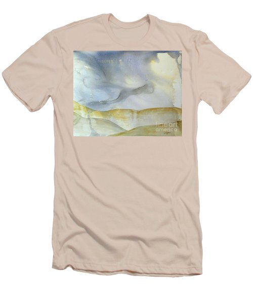 Desert Storm Men's T-Shirt (Athletic Fit)