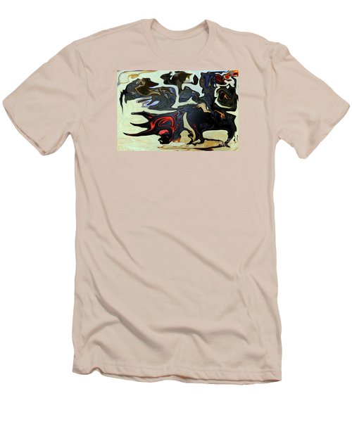 Devil Dog Men's T-Shirt (Athletic Fit)