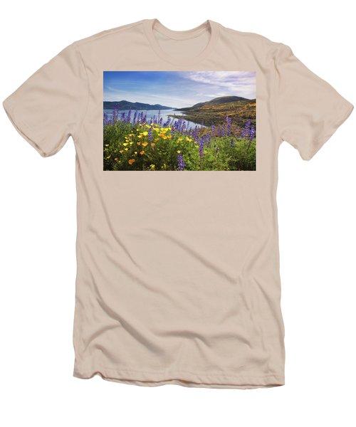Diamond Valley Men's T-Shirt (Athletic Fit)
