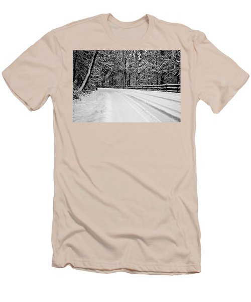 Dicksons Mill Road Men's T-Shirt (Athletic Fit)